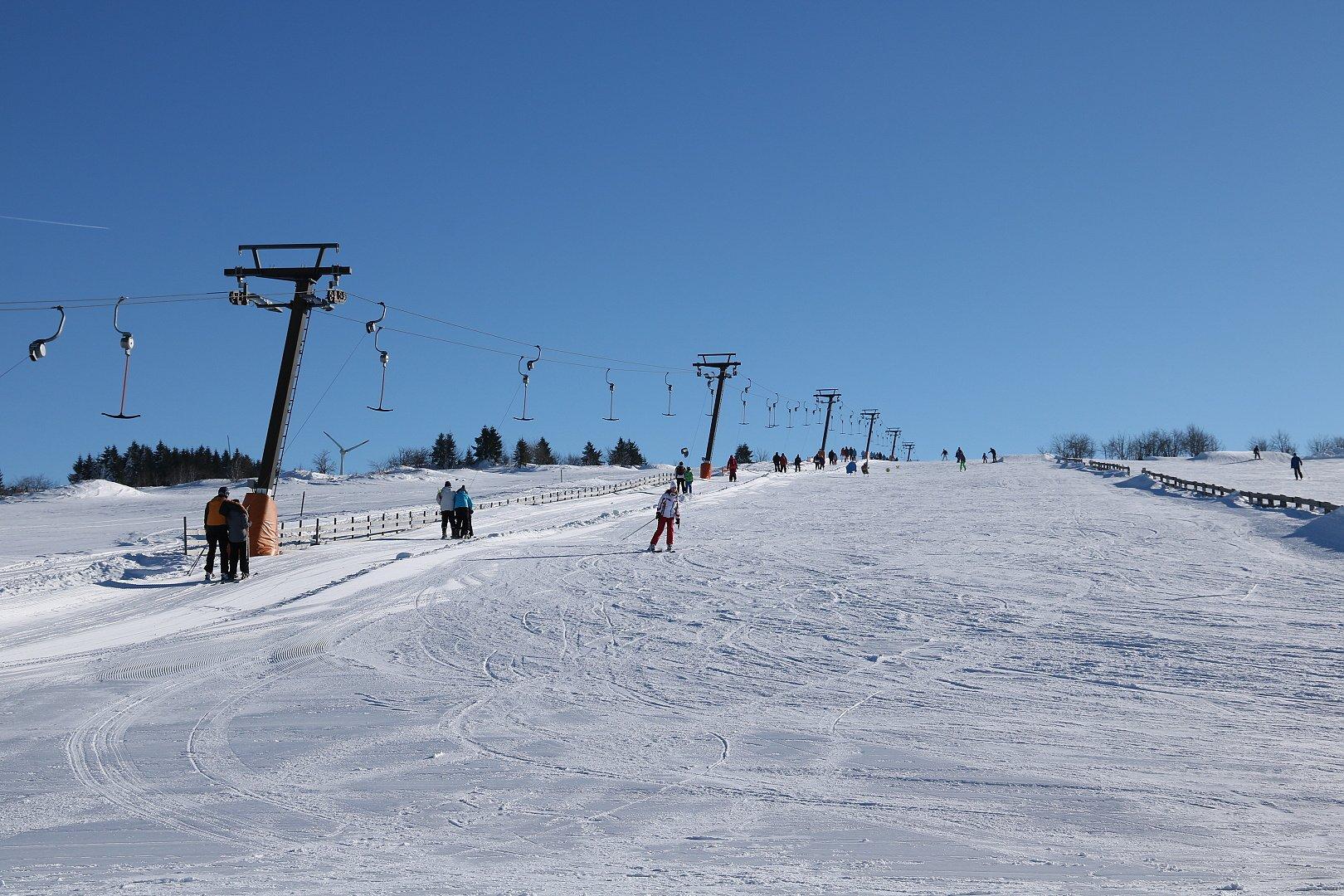ski resort boží dar – neklid - boží dar