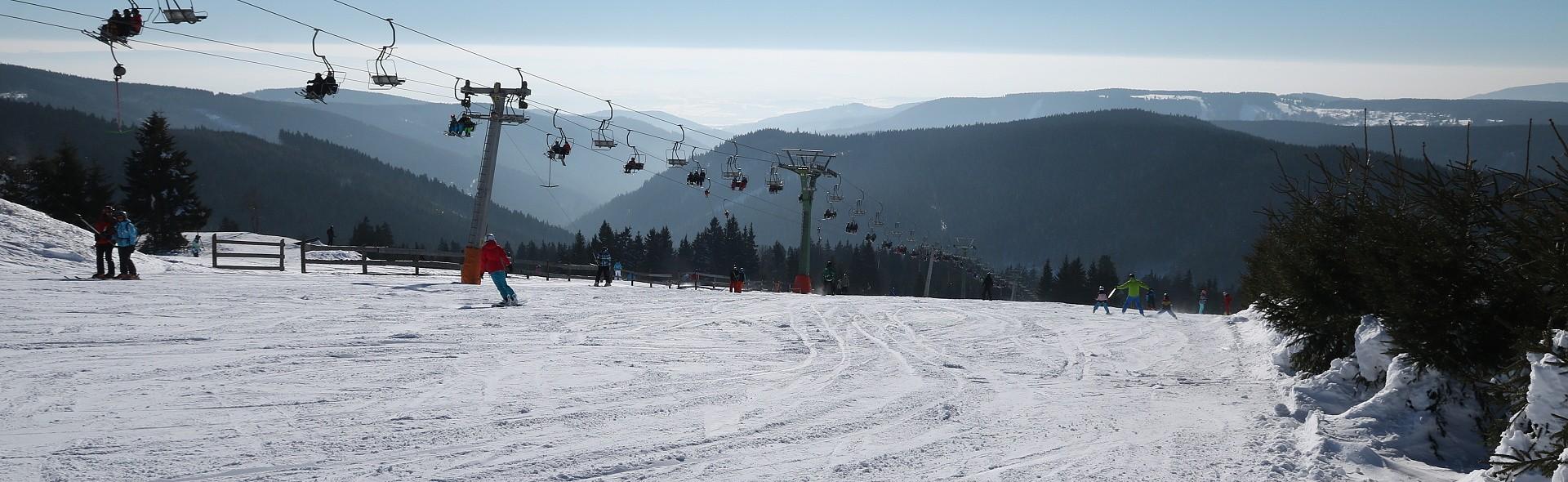 Alpinskifahren